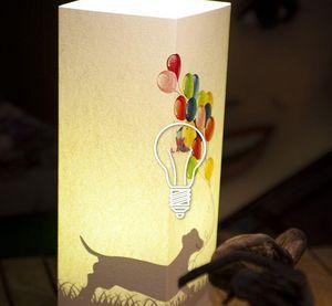 W-LAMP -  - Lampe À Poser