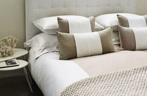 Kelly Hoppen - symmetry bed linen  - Parure De Lit