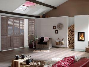 Jasno Shutters - shutters persiennes mobiles - Cloison Extensible