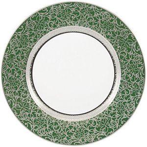 Raynaud - tolede platine - Assiette Plate