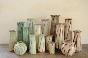 Christiane Perrochon -  - Vase À Fleurs
