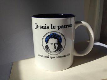 DANS TETE -  - Mug