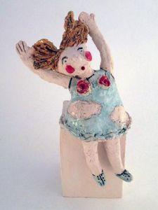 FABIENNE GILLES -  - Sculpture
