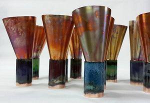ZAN DESIGN -  - Vase À Fleurs
