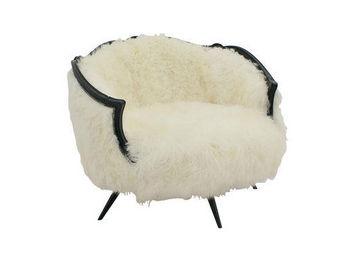 UMOS design - evans fur/112365 - Fauteuil