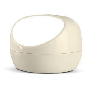 VIVIDA - stonelamp - lampe gris chaud | lampe à poser vivid - Lampe À Poser