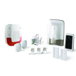 CFP SECURITE - alarme maison delta dore tyxal + kit n°1 - Alarme