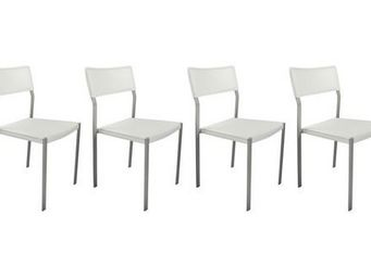 MyCreationDesign - kenya blanc - Chaise