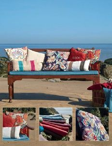 Wind -  - Coussin Carr�
