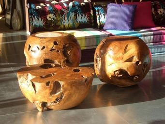 WILD-HERITAGE -  - Table De Chevet