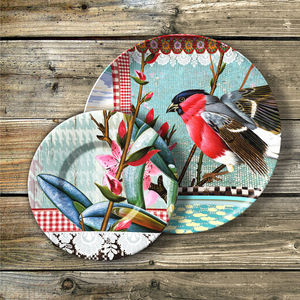MIHO -  - Assiette Plate