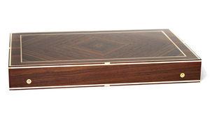 ELIE BLEU -  - Backgammon
