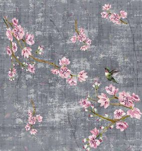 NICOLETTE MAYER COLLECTION - blossom fantasia yardage - Tissu D'ameublement
