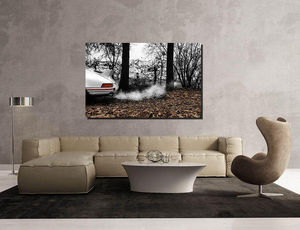 CARS AND ROSES -  - Photographie
