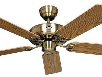 EVT/ Casafan - Ventilatoren Wolfgang Kissling - ventilateur de plafond, royal ma, classic 132 cm, - Ventilateur De Plafond
