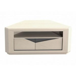 Girardeau - meuble tv d'angle macao - Meuble Tv Hi Fi