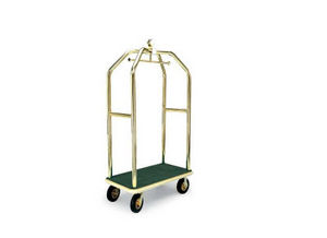 Forbes Group - luggage cart 2443 - Chariot À Bagages