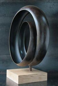ELIE HIRSCH - run - Sculpture