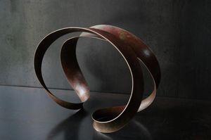 ELIE HIRSCH - collect 3 - Sculpture