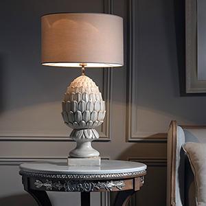 COLLECTION ALEXANDRA -  - Lampe À Poser