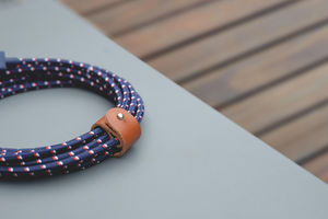 NATIVE UNION - belt cable xl nautical edition - Chargeur Pour Batterie