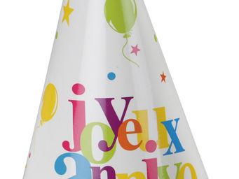SANTEX - chapeau joyeux anniversaire festif - Accessoires De Fête