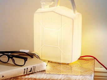 Donkey - jerrycan / donkley lamps - Lampes