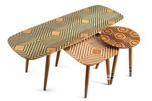 SAKS CORNER -  - Table Basse Rectangulaire