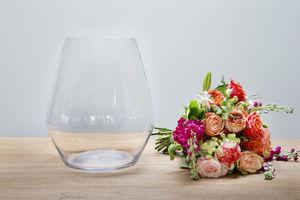 Rasteli - accent bombé - Vase À Fleurs
