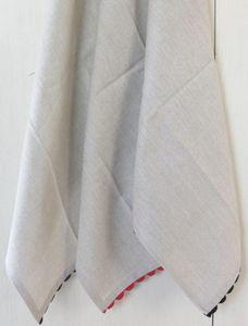 ITI  - Indian Textile Innovation - rik rak - Torchon