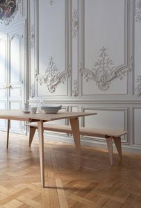 VERSANT EDITION - haritz - Table De Repas Rectangulaire