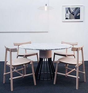 LA CHANCE - mewoma - Table De Repas Ronde