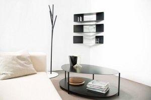 FFERRONE DESIGN - ishicoro - Table Basse Ovale