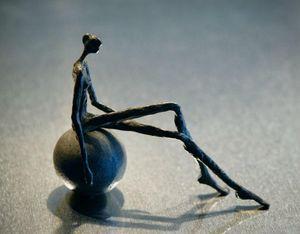 Amelie - cassiopée - Sculpture