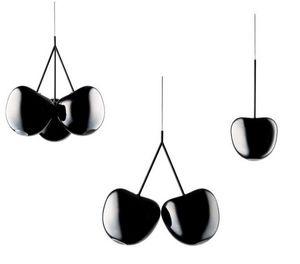 NIKA ZUPANC - black cherry - Suspension