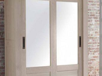 Ateliers De Langres - whitney - Armoire À Portes Coulissantes