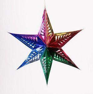 MY LITTLE DAY - étoile glitter - Etoile De Noël