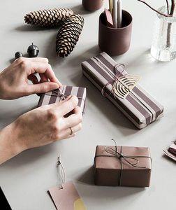 Ferm Living -  - Etiquette Cadeau De Noël