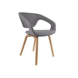 ZUIVER - chaise flexback zuiver - Chaise