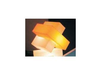 SLIDE - luminaire pzl slide - Lampe À Poser