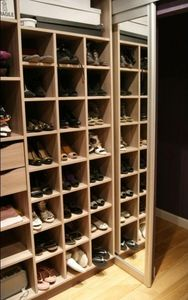 Ed System -  - Armoire À Chaussures