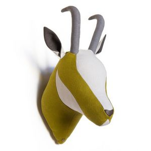 Softheads - gazelle ameru olive - Trophée De Chasse