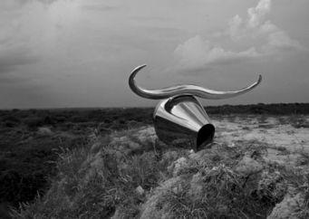 ALEX DAVIS -  - Sculpture Animalière
