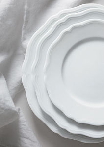 Raynaud - argent - Assiette Plate