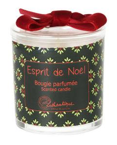 Lothantique - esprit de noël - Bougie De Noël