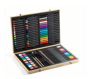 Oxybul - coffret - Crayons De Couleur