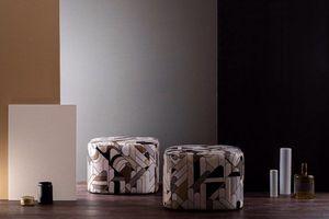 BROCHIER - --cubica - Tissu D'ameublement Pour Siège
