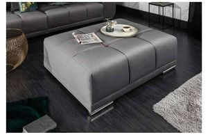 MOBILIER NITRO -  - Pouf Table