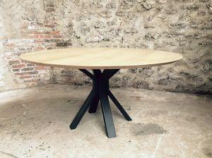 ADRIAN DUCERF - recamier - Table De Repas Ronde