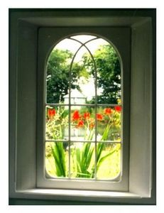 Belleweather Garden Buildings -  - Fenêtre 1 Vantail